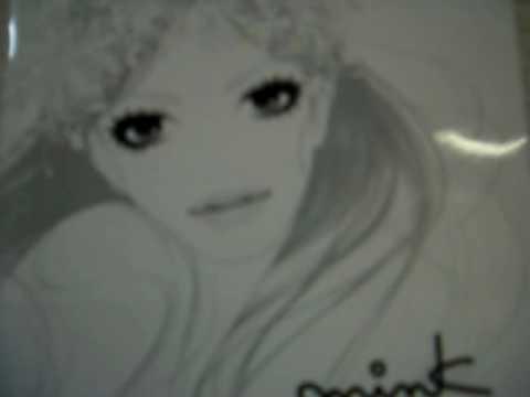 mink 世界で一番奇麗な場所 - YouTube