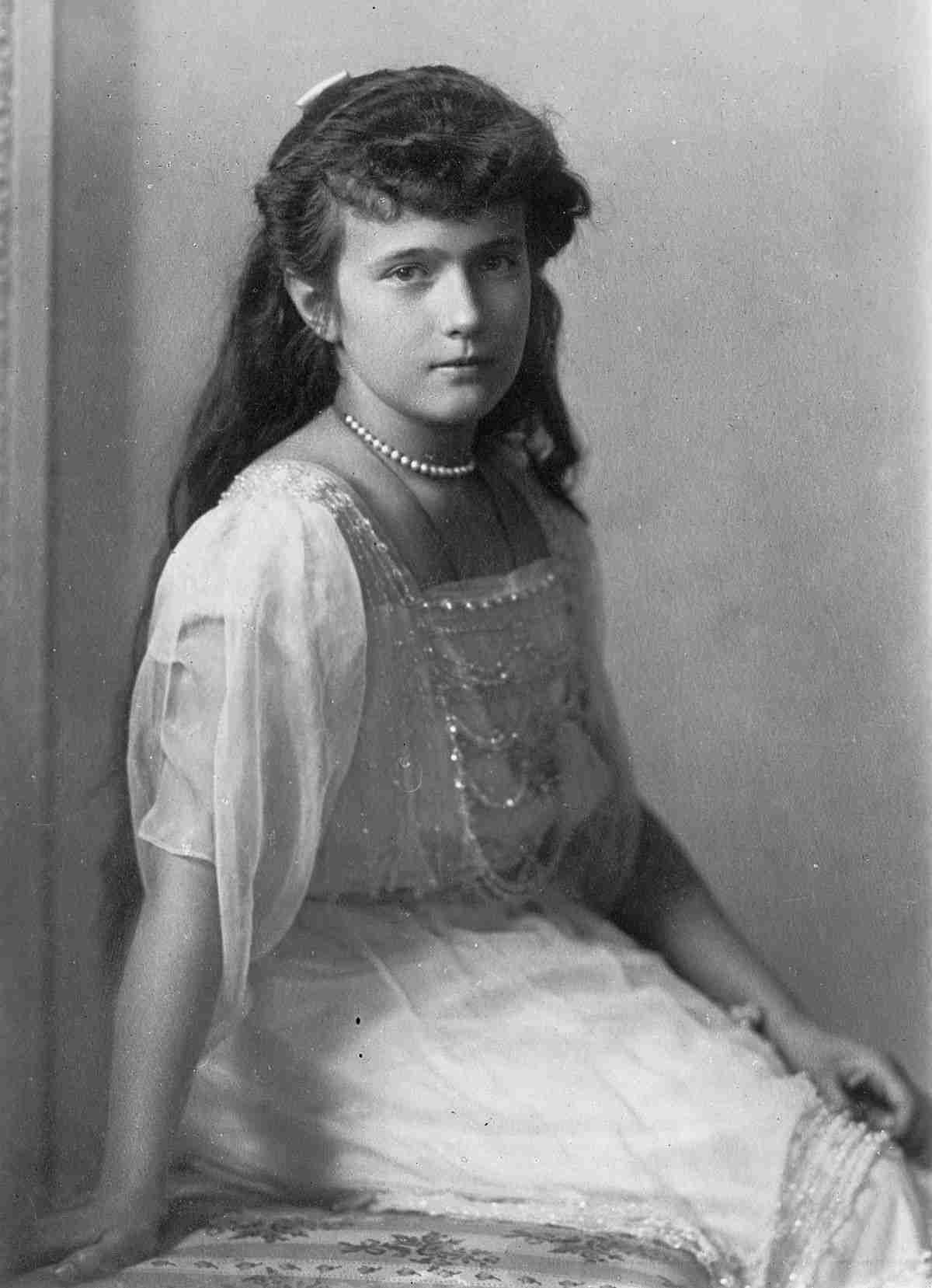 アナスタシア・ニコラエヴナ - Wikipedia