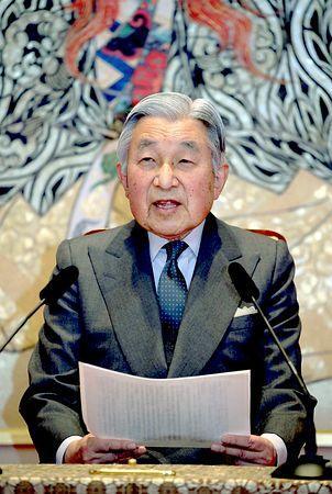天皇陛下、83歳に…退位議論に「深く感謝」