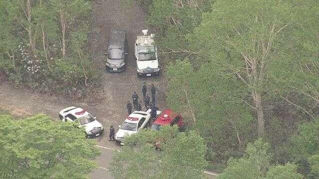 山林で死亡の女性 クマよけの鈴つけていたのに襲われたか | NHKニュース