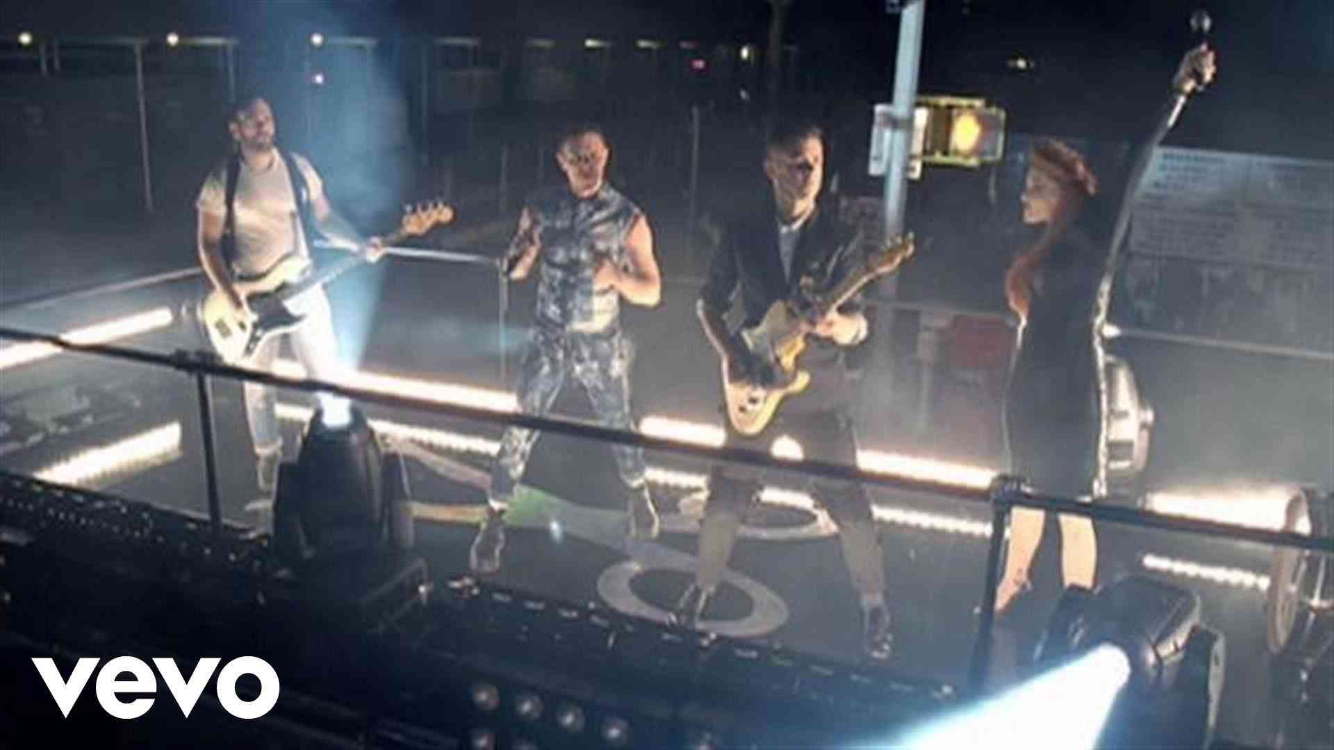 Scissor Sisters - Fire With Fire - YouTube