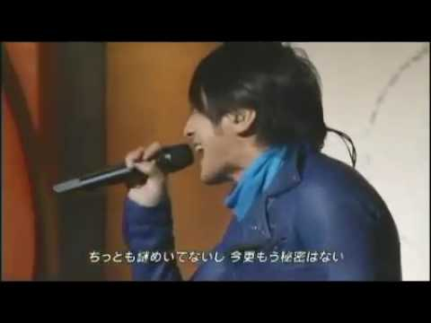 Mr.Children/HERO&HANABI from 2008FNS歌謡祭 - YouTube