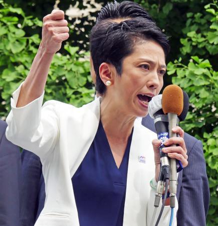 民進蓮舫代表「耳傾けようとしない」首相の姿勢批判 (日刊スポーツ) - Yahoo!ニュース
