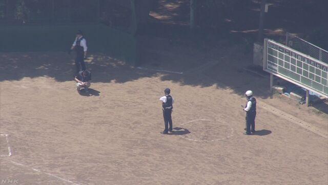 千葉 松戸で男が切りつけか 4人がけがをして搬送   NHKニュース