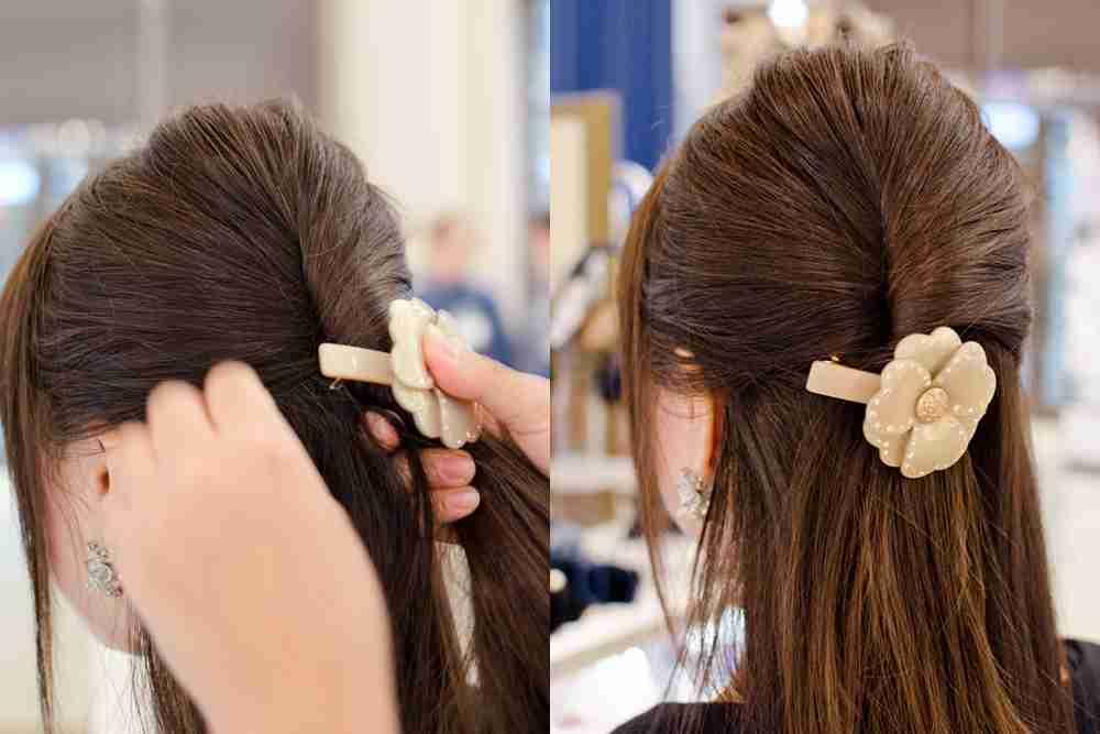 今どきのヘアアクセを教えて下さい