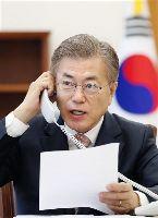 【ムン苦の叫び】韓国ムン大統領、安倍首相に「韓国民は慰安婦合意受け入れない。歴史を直視しろ、河野村山談話を踏襲しろ」などとほざく…日韓電話会談 | 保守速報