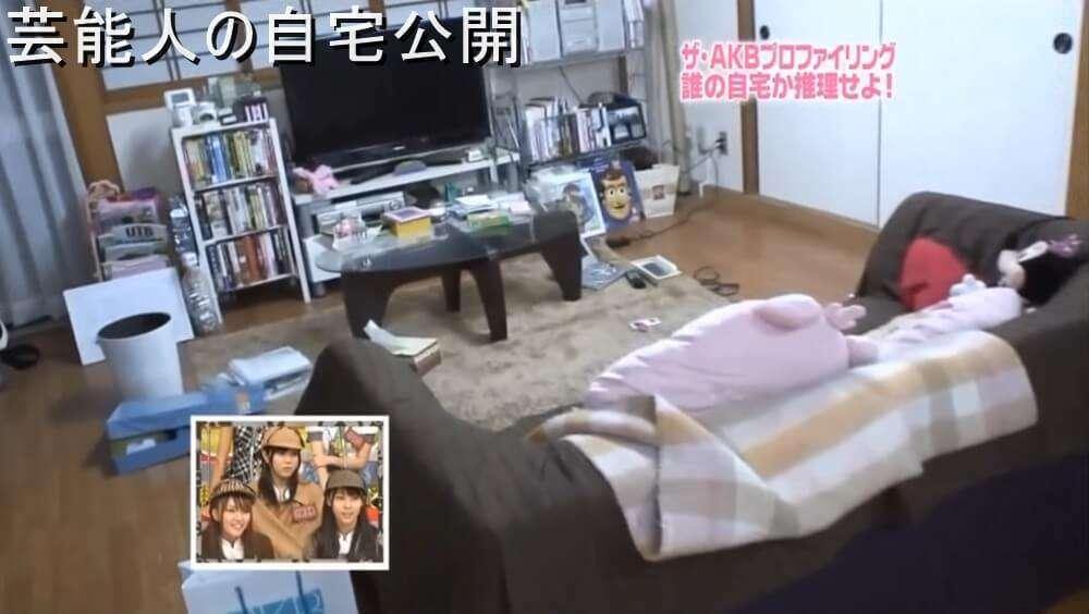 【AKB48の自宅】大島優子さんのアイドルらしかぬがさつな自宅【画像あり】