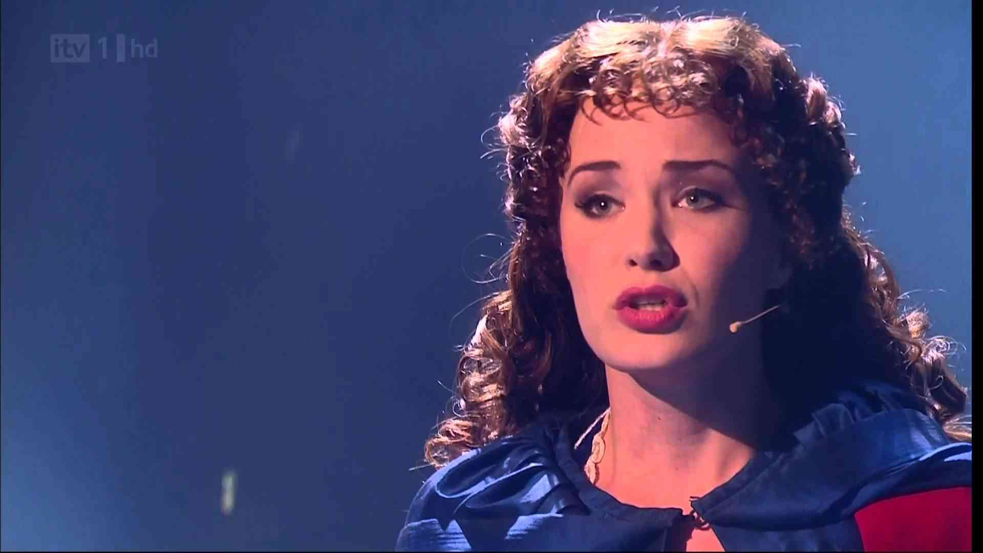 Wishing You Were Somehow Here Again & Phantom of the Opera (Classic BRIT Awards 2012) - YouTube