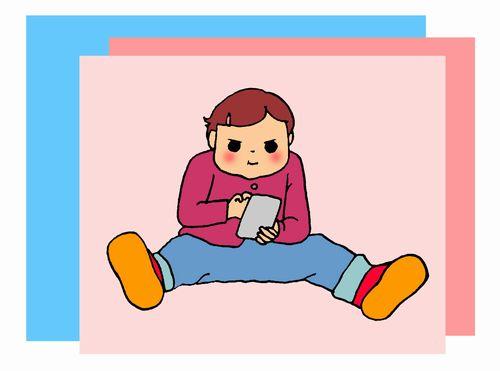 スマホは育児の命綱:朝日新聞デジタル