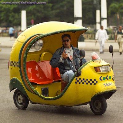 タクシーあるある