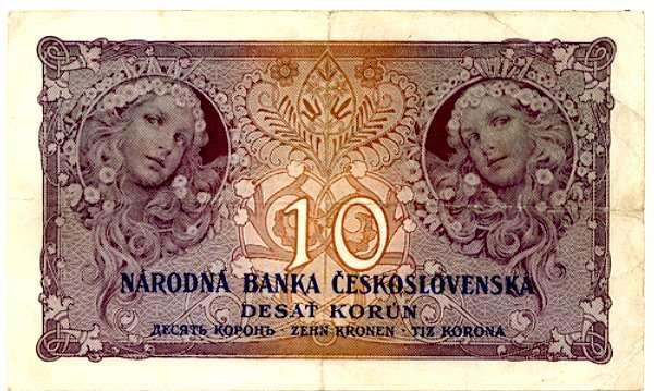 世界各国の紙幣の画像が集まるトピ