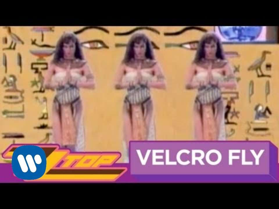 ZZ Top - Velcro Fly (OFFICIAL MUSIC VIDEO) - YouTube