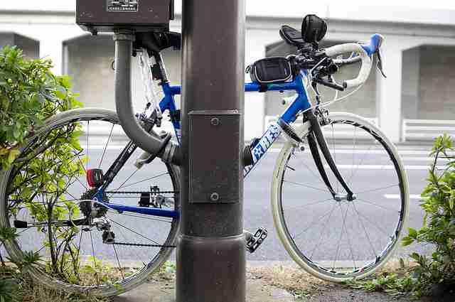 知人に「自転車が盗まれた話」をしたら微妙な反応→理由を聞いて驚愕!