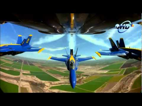 Van Halen - Dreams (Blue Angels) - YouTube