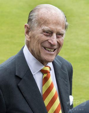 エリザベス英女王の夫フィリップ殿下、公務から引退へ 写真4枚 国際ニュース:AFPBB News