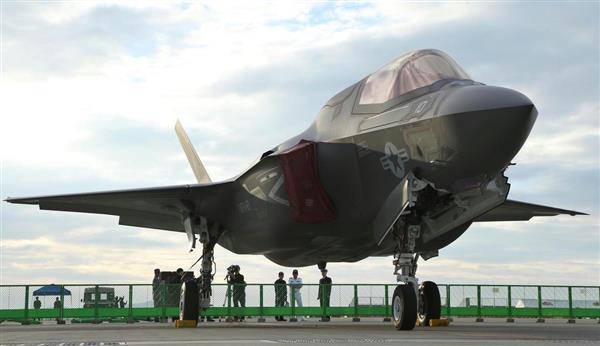 【水平垂直】岩国配備のF35B 防衛切り札、北を威圧 「北まで20分」性能別格、中国抑止も - 産経ニュース