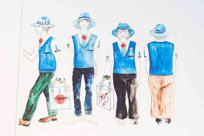 【朗報】舛添ゴリ押し五輪制服が廃止決定。6月再公募、9月発表へ