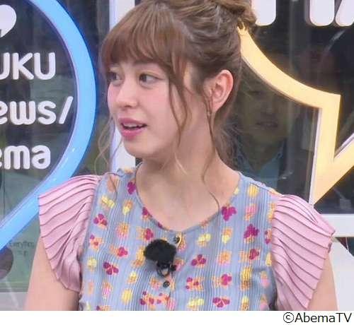 大川藍が失言か「泉里香さんはアラサ―ですし」 | Narinari.com