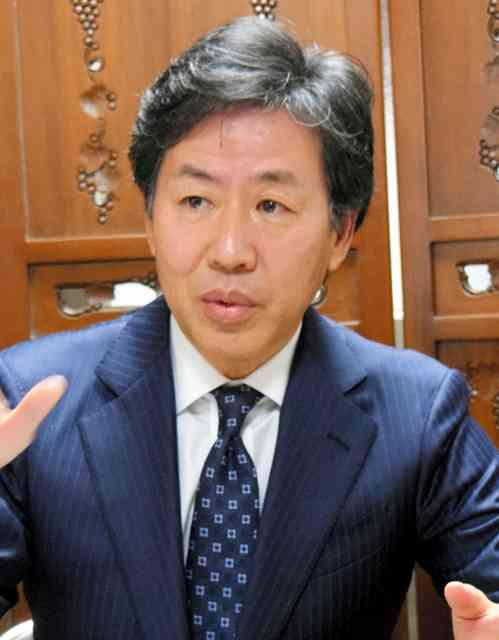 「敵基地への攻撃能力保有に徹底反対」 民進・安住氏:朝日新聞デジタル