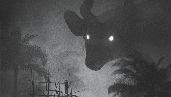 うつ病のアーティストがモノトーンで描いたジャングルの中の動物たち : カラパイア