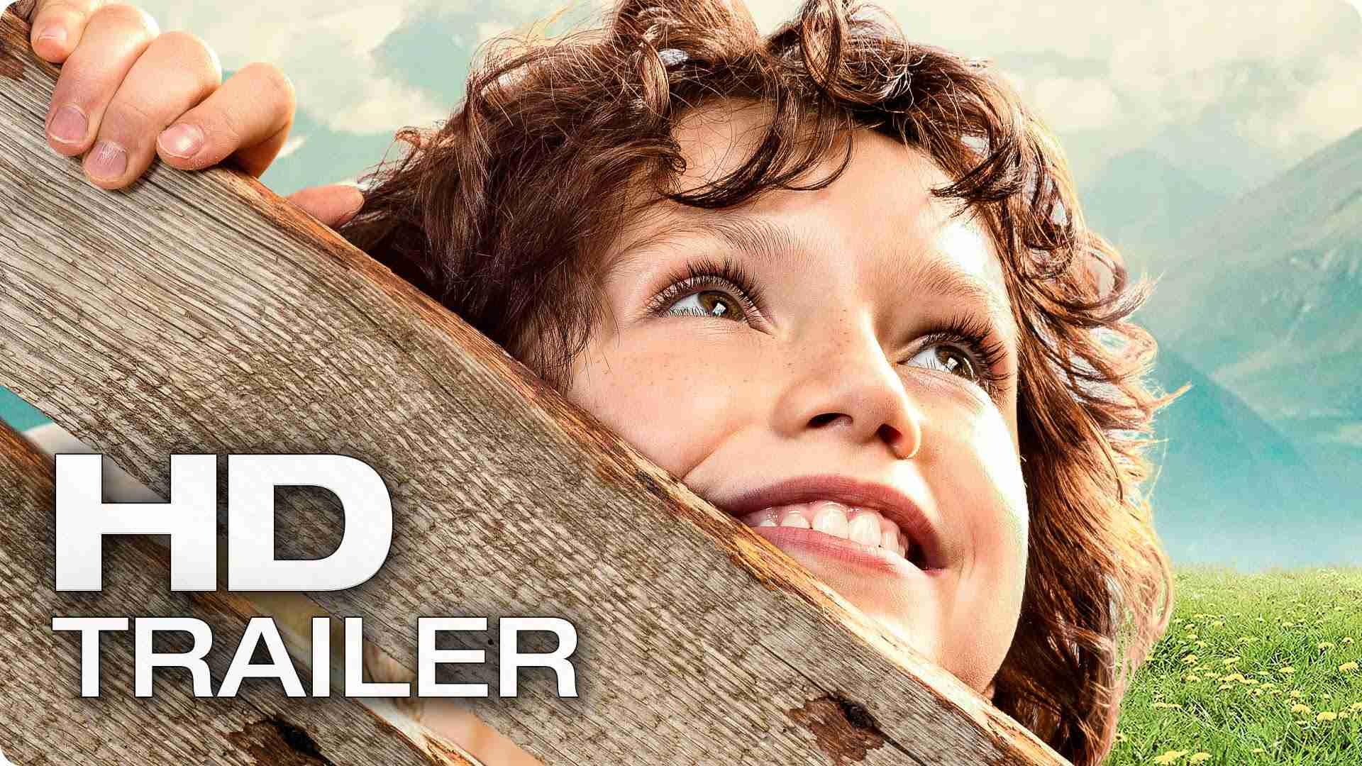 HEIDI Trailer (2015) - YouTube