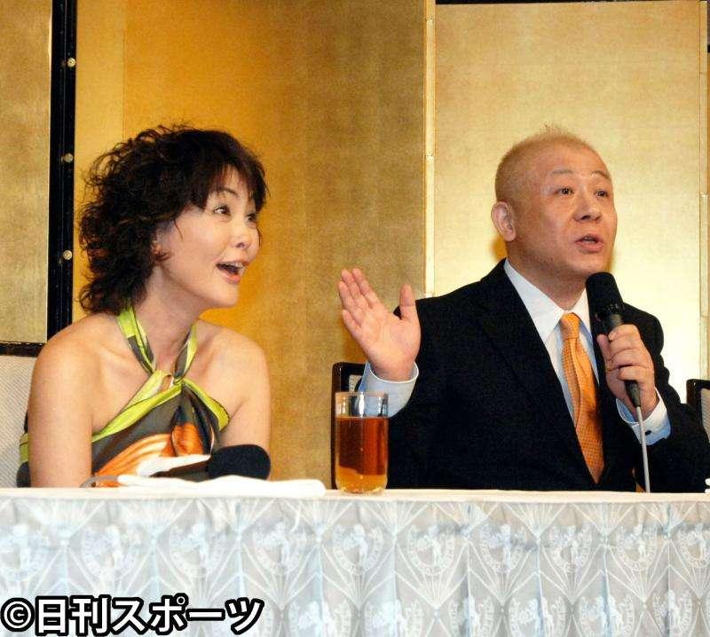 泰葉、離婚会見を行った帝国ホテルで再び会見へ - 芸能 : 日刊スポーツ