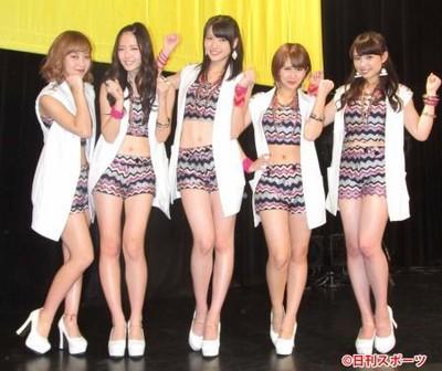 ℃-ute来年6月解散 話し合い重ね「一区切り」