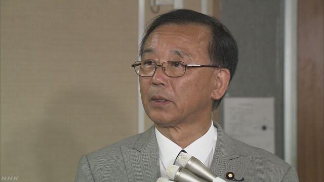 自民 谷垣氏 退院時期を視野にリハビリに専念 復帰へ意欲   NHKニュース