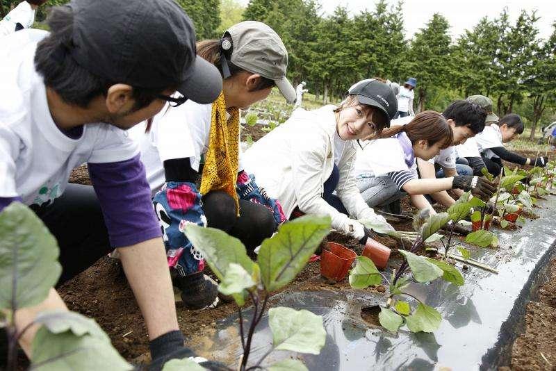 高橋みなみ「気軽な動機でいい」福島でボランティア - 芸能 : 日刊スポーツ