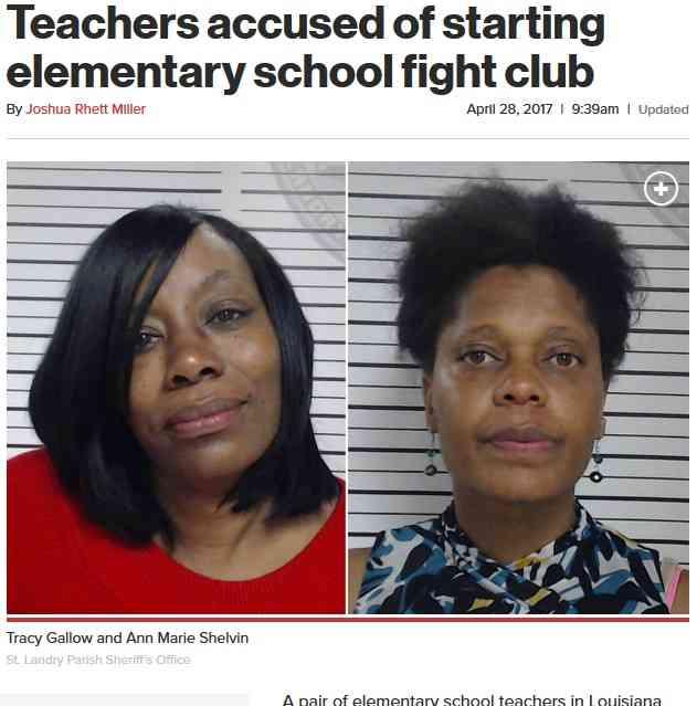 「その子の母親が嫌いだから」他の児童にいじめを命じた2人の女教師(米)