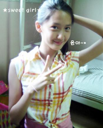 少女時代 ユナのデビュー前 100門 100答 ( その他音楽 ) - A road to Korea - Yahoo!ブログ