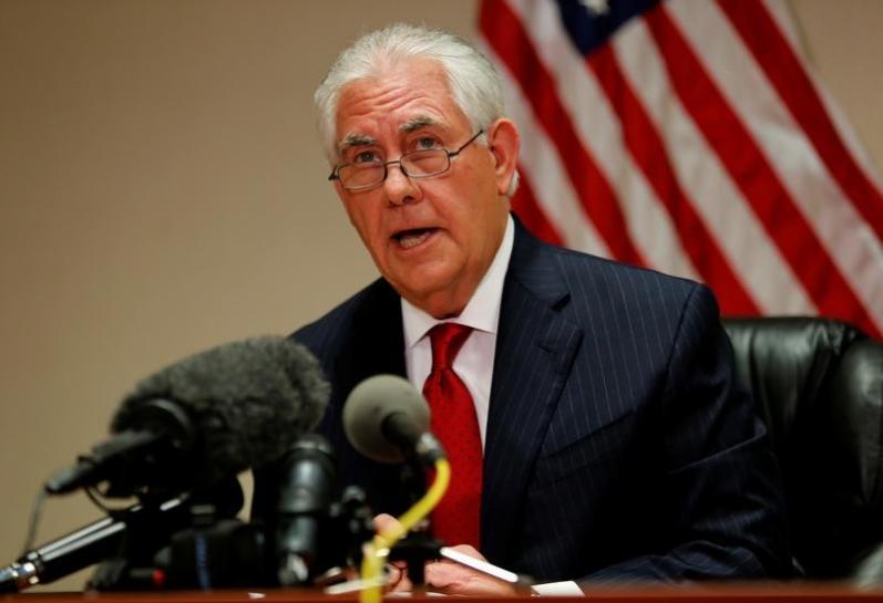 米国、北朝鮮の「テロ支援国家」再指定を検討=国務長官| ロイター