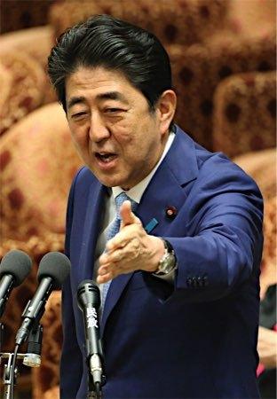 安倍首相「国会議論を活性化」=改憲20年施行目標で―衆院予算委 (時事通信) - Yahoo!ニュース