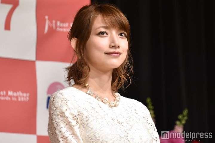 後藤真希、産後2ヶ月で仕事復帰「ベストマザー賞」に輝く