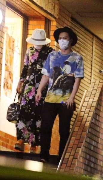 【FRIDAY】瀧本美織、尾上松也と深夜の急接近