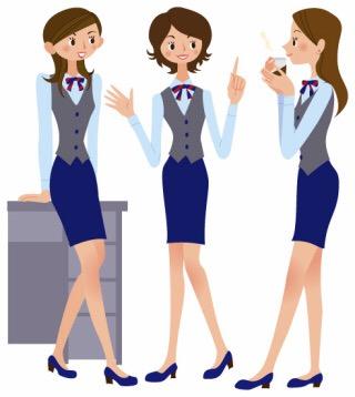 女性が多い職場と男性が多い職場どっち?