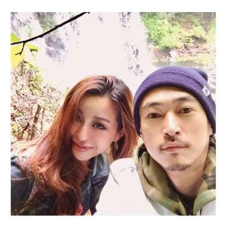 窪塚洋介、妻・PINKYと出産前最後の旅行へ
