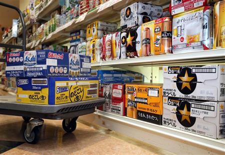 ビール値上がり、「安売り」規制強化 メーカー歓迎も…消費者離れに拍車  (1/2ページ) - SankeiBiz(サンケイビズ)