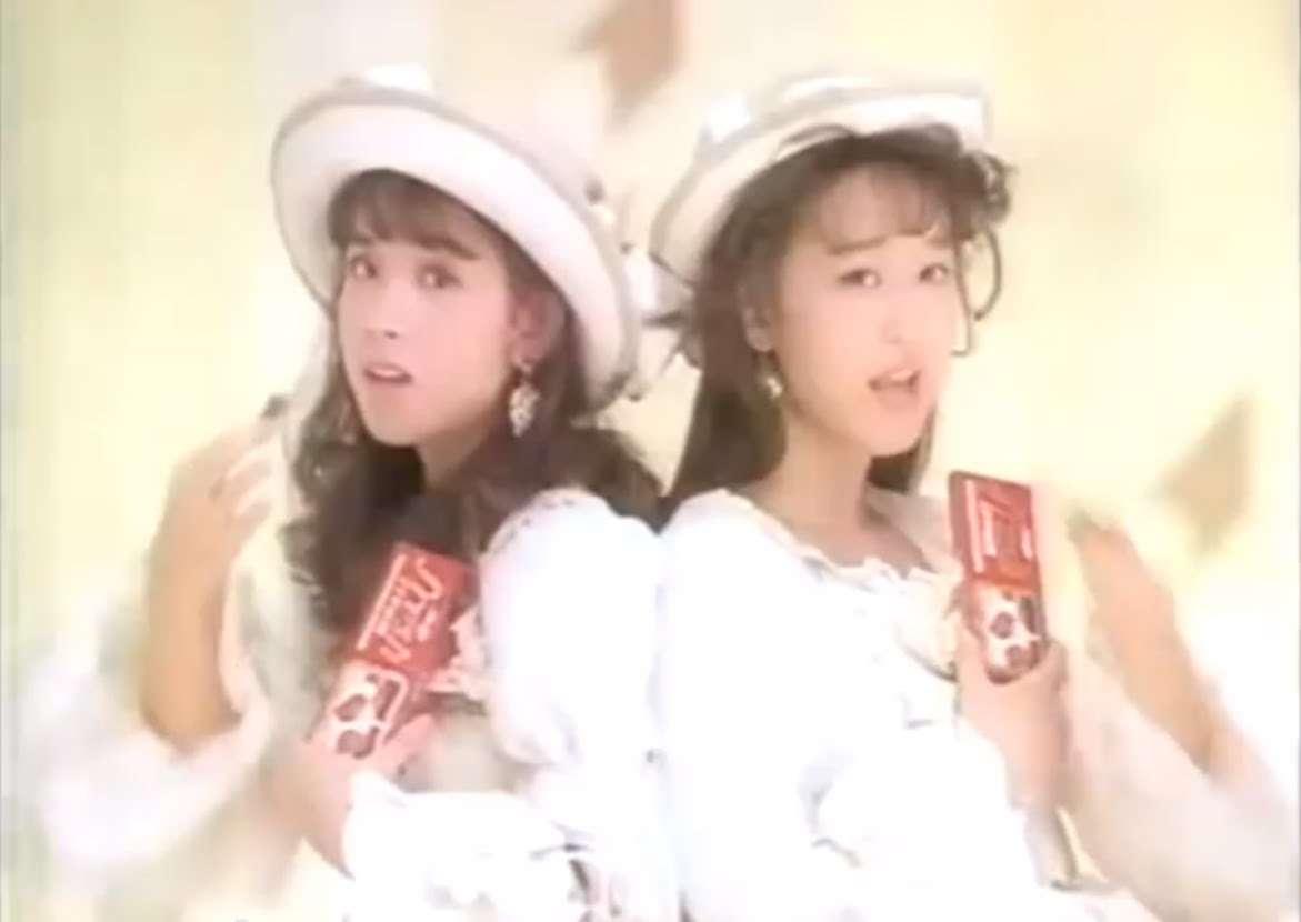 Wink - CM コマーシャル - ベストセレクション10 - YouTube