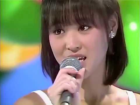 松田聖子 天国のキッス  歌声のみ - YouTube