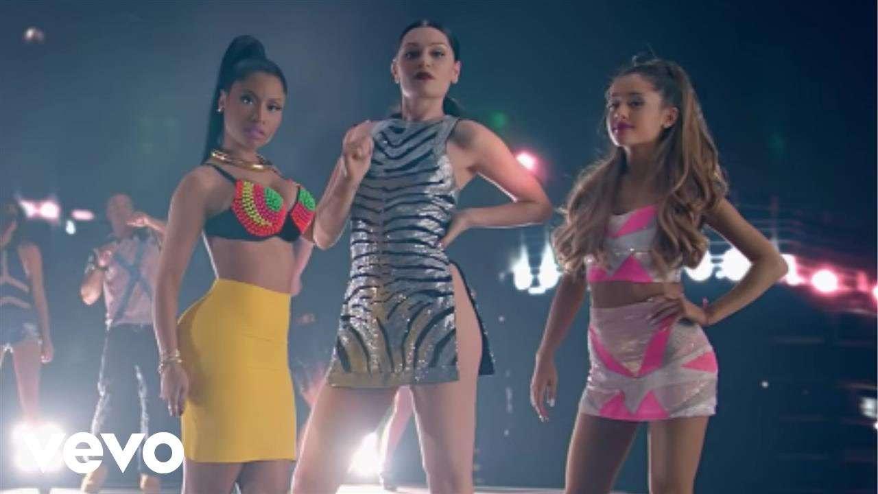 Jessie J, Ariana Grande, Nicki Minaj - Bang Bang ft. Ariana Grande, Nicki Minaj - YouTube