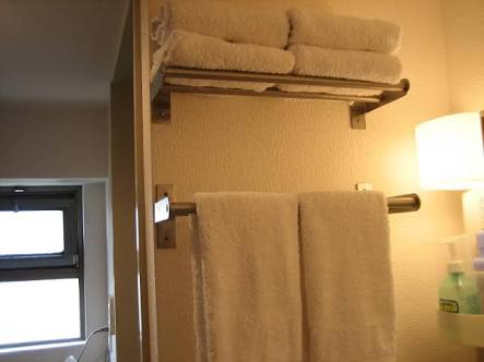 バスタオル使いますか?