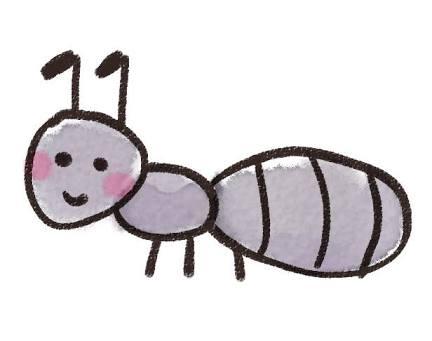 アリの気持ちになってみるトピ