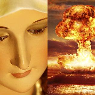 (0ページ目)【超悲報】「5月13日第三次世界大戦勃発。ファティマ聖母100周年で」的中予言者が重大発表! 5月15日にも地球滅亡、10月13日まで絶望続く