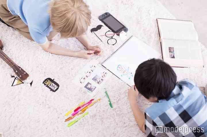 益若つばさ、息子と初インタビュー 今もママと結婚したい?「小さな彼氏」の本音