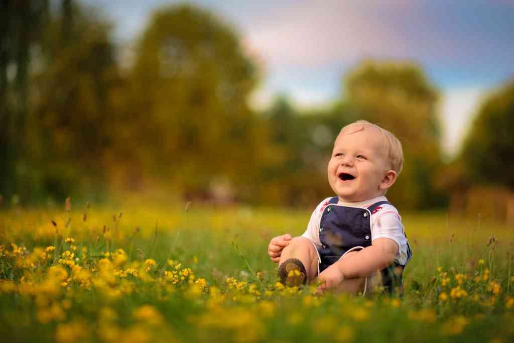 思いっきり笑った幸せそうな顔が見たい