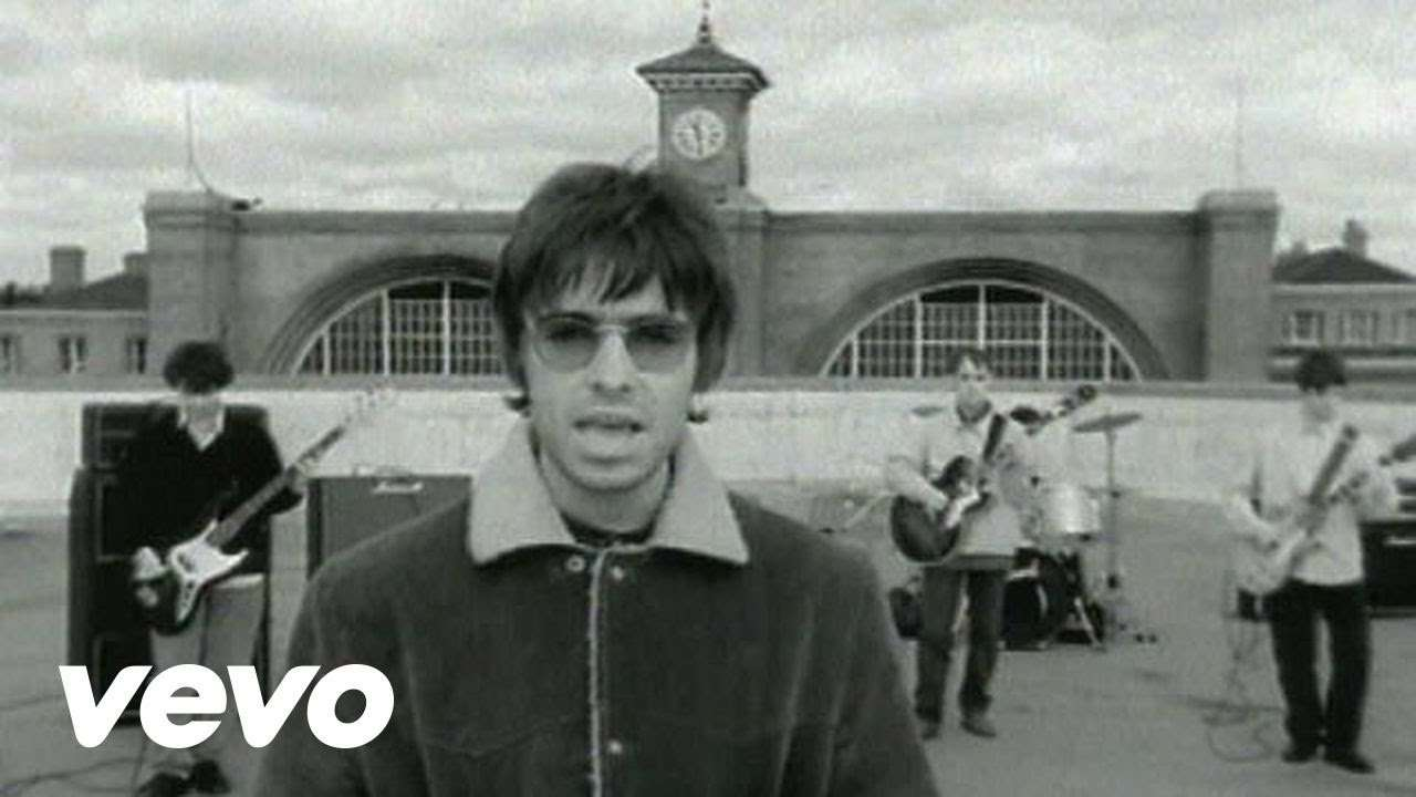 Oasis - Supersonic - YouTube