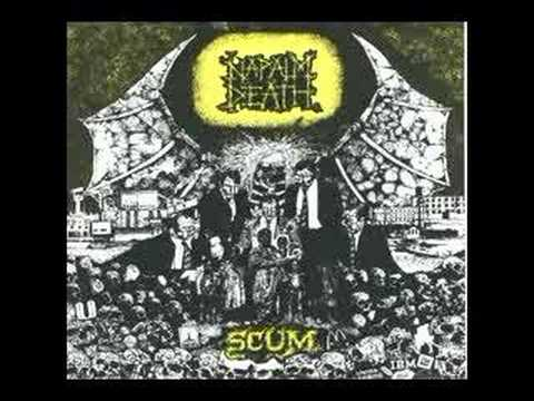 Napalm Death - You Suffer - YouTube