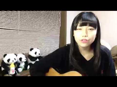 170201 AKB48 長久玲奈 - 桜の木になろう (Acoustic ver.) @ SHOWROOM - YouTube