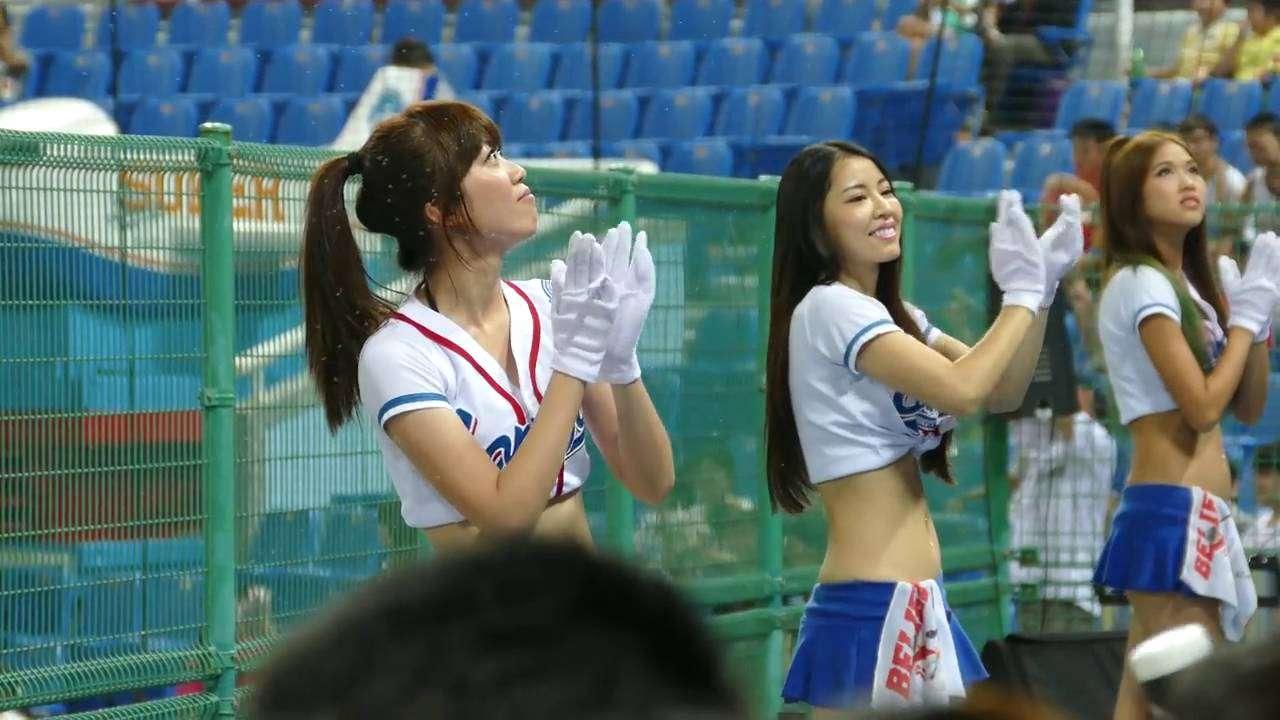 2015年ロッテの応援に使用?台湾プロ野球ラミゴ 林智勝応援歌 - YouTube
